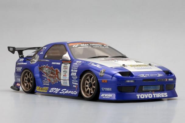 Yokomo Body Shell RX7 Team Samurai SD-TSFCSA