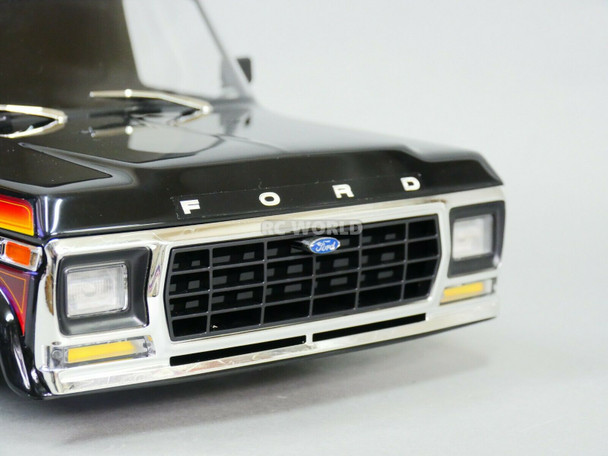 Ford 1/10 3D Logo BADGE W/ Grill Clip