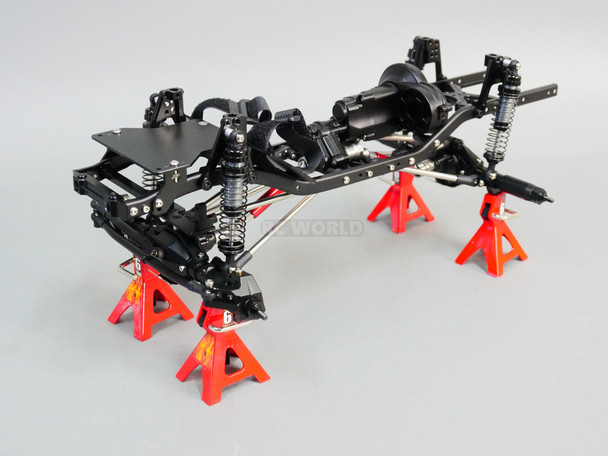 RC Jeep Wrangler 2 Door Chassis SWB Rolling Chassis 270MM