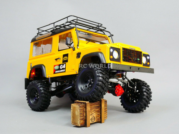 RC 1/10 Land Rover DEFENDER 90 Camel Trophy 8.4V *RTR*