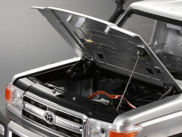 LC70 Engine Hood Pop Upgrade For KillerBody Toyota Land Cruiser #48611