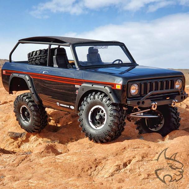 Redcat Gen8 AXE Edition Brushless 1/10 4WD Rock Crawler RTR Black