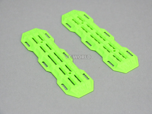 RC Scale RECOVERY RAMPS Extraction LADDER V2 GREEN