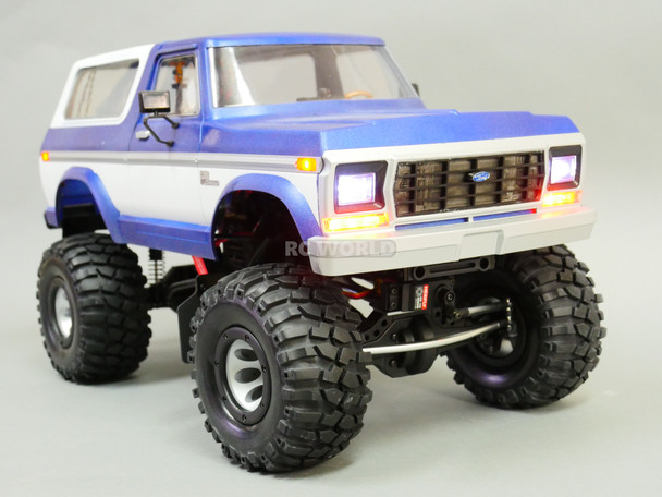 RC 1/10 Scale FORD BRONCO 4X4 RC TRUCK Crawler RTR