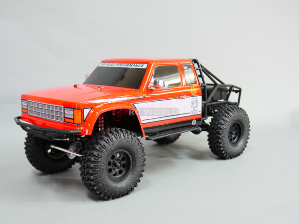 Gmade 1/10 BOM GS02 RC Trail TRUCK WaterProof 11.1v RTR