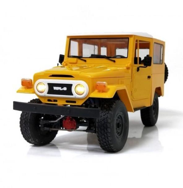 RC 1/16 Truck TOYOTA FJ Land Cruiser 4X4 RC Rock Crawler *RTR* Yellow