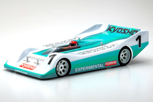 Kyosho RC 1/12 FANTOM 4WD Pan Chassis Race Car -KIT -