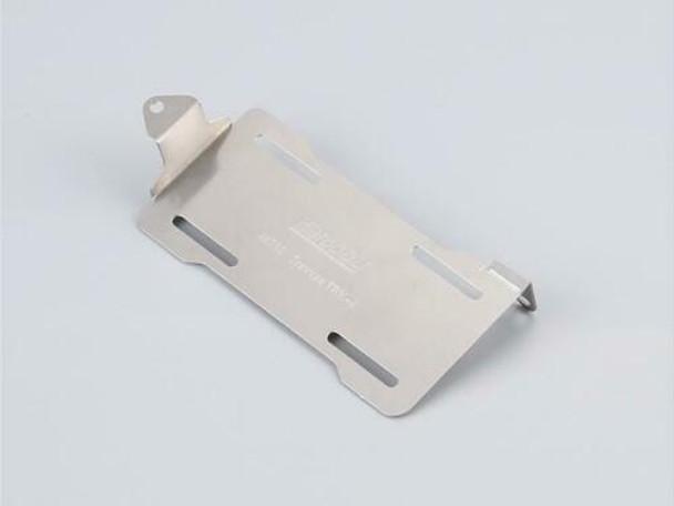 For Traxxas TRX-4 Stainless Steel BATTERY HOLDER Toyota Land Cruiser LC70 #48712