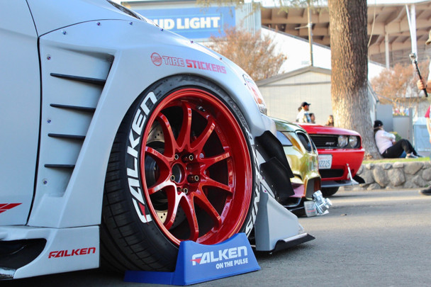 1/10 Scale Tire Decal Michelin Tires