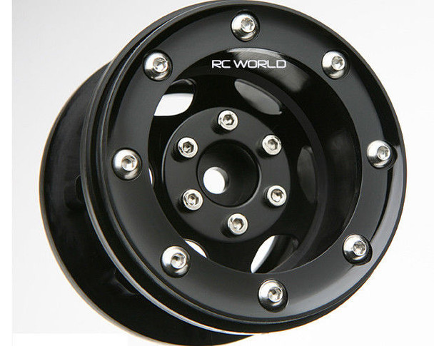 Gmade 2.2 TRUCK Wheels GT Beadlock Rims (2 RIMS) #gm70021