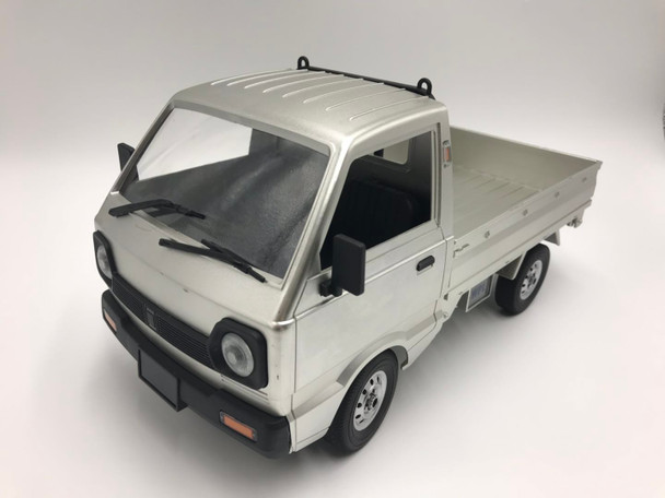 WPL RC 1/10 KEI Small Pickup Cargo Truck RWD *RTR* SILVER