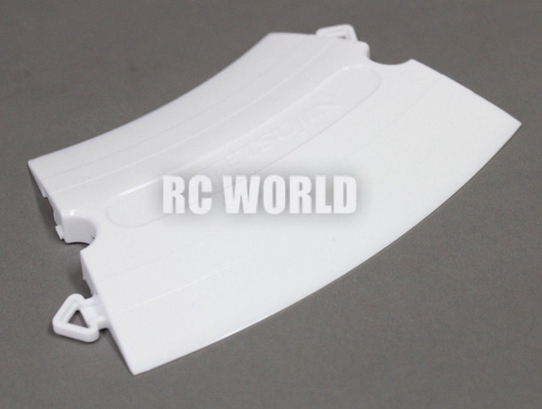 Rc TRACK PARTS Corners WHITE Tetsujin Kerbs
