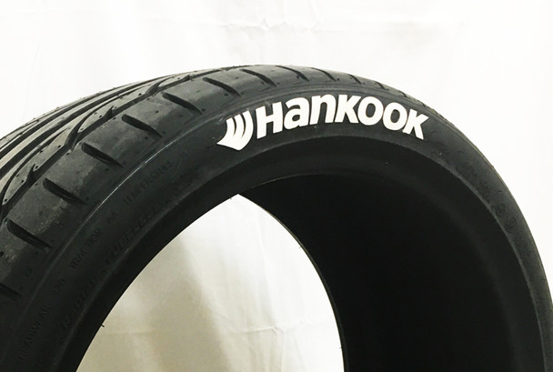 1/10 Scale Tire Decal  HANKOOK Tires