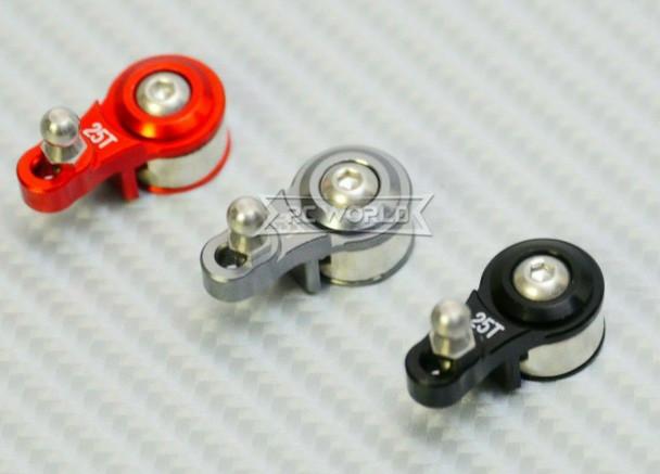 RC 1/10 Aluminum Steering SERVO SAVER Horn 25T