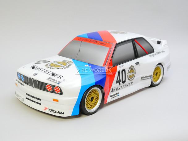 HPI RS4 Sport 3 BMW E30 M3 Warsteiner 4wd -RTR- HPI120103