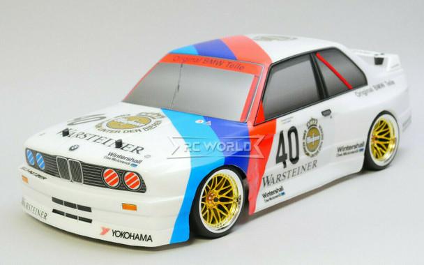 HPI RS4 Sport 3 BMW E30 M3 Warsteiner 4wd DRIFT -RTR- HPI120103