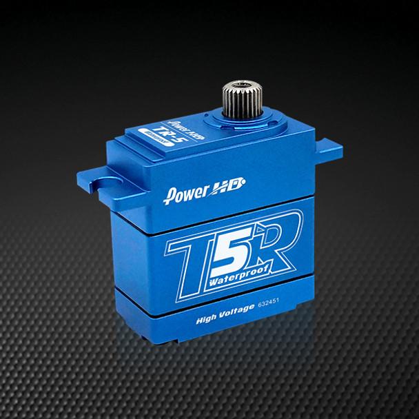 For Traxxas 1/16 Upgrade METAL Gear SERVO 2080X WATERPROOF Servo TR-5