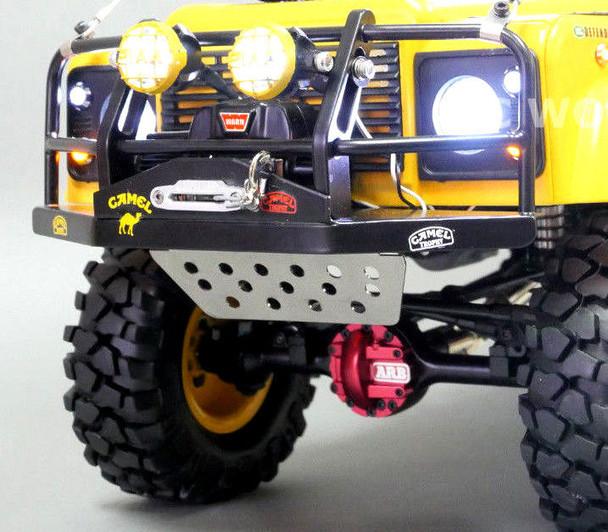 RC 1/10 Scale Metal Servo Guard For Rock Crawlers