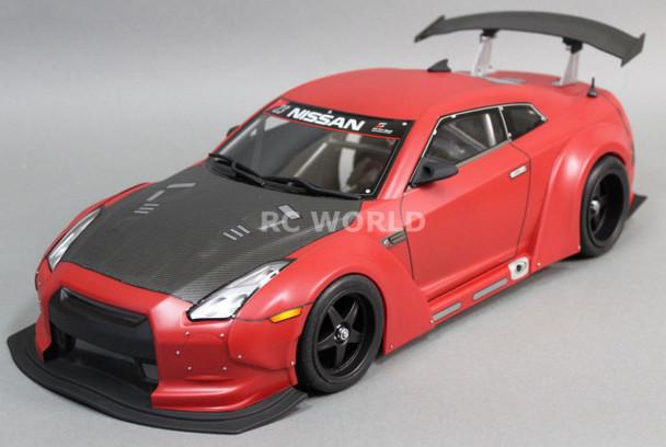 rc Nissan GT_R Body Shell