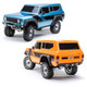 Redcat Gen8 International Scout II come sin orange and Blue