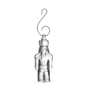 Nutcracker Ornament in Gift Box