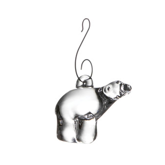 Polar Bear Ornament in Gift Box