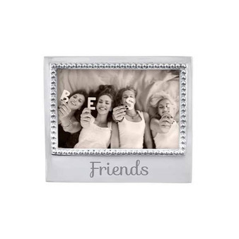 Friends Beaded 4x6 Picture frame