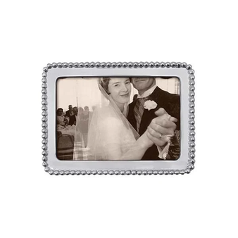 Beaded 4x6 Picture Frame
