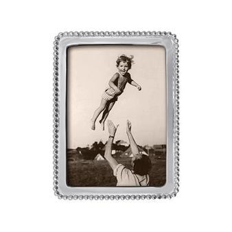 Beaded 5x7 Picture frame