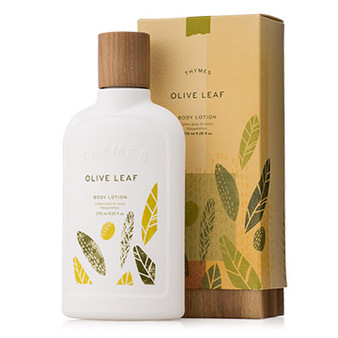 Olive Leaf Body Lotion