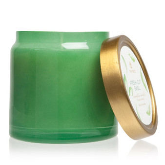Fresh-Cut Basil Statement Poured Candle