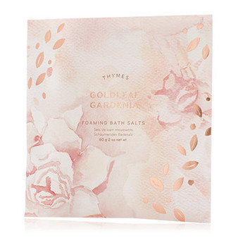 Goldleaf Gardenia Bath Salts