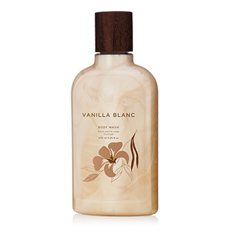 Vanilla Blanc Body Wash