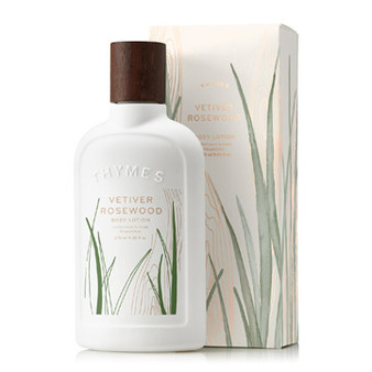 Vetiver Rosewood Body Lotion
