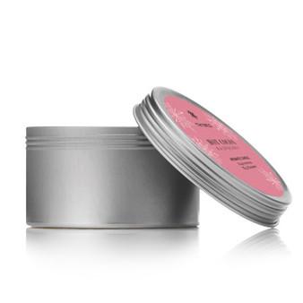 Hot Cocoa Raspberry Travel Tin Candle