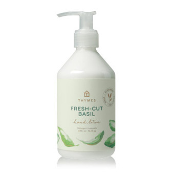 Fresh-Cut Basil Hand Lotion
