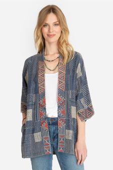 Thora Chambray Kimono