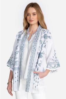 Maike Linen Kimono