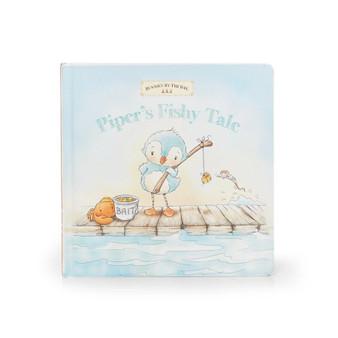 Piper's Fishy Tale Board Book