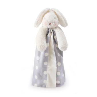 Bloom Bunny Polka Dot Buddy Blanket
