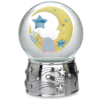 Sweet Dream Musical Water Globe