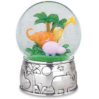 Jungle Parade Musical Water Globe
