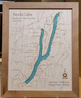 Keuka Lake Wall Art