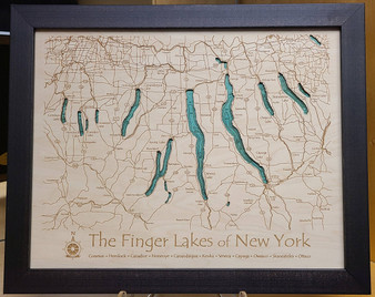 Finger Lakes Wall Art
