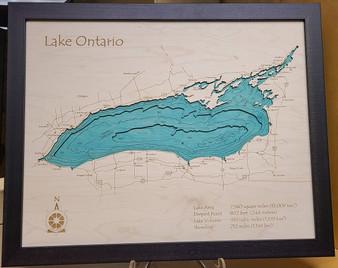 Lake Ontario Wall Art - Large