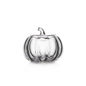 Glass Pumpkin - Small