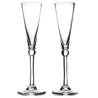 Hartland Champagne Flutes - set of 2