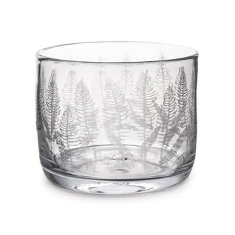 Fern Bowl, Engraved