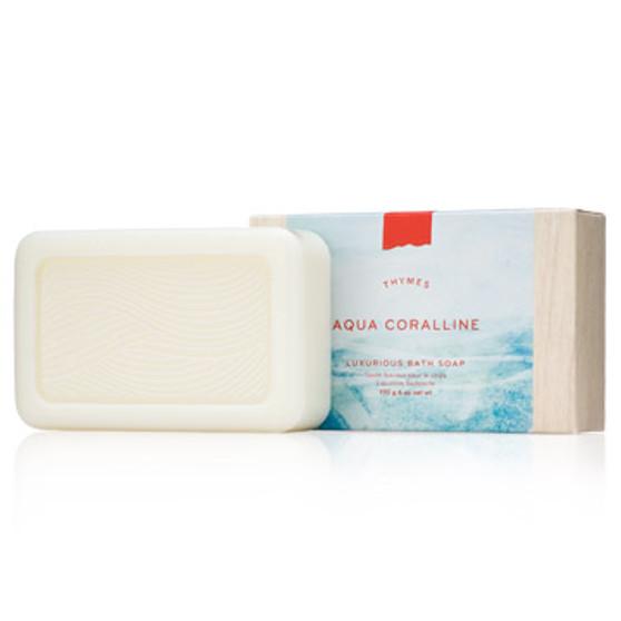 Aqua Coralline Bar Soap