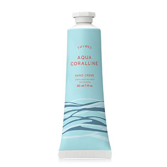 Aqua Coralline Petite Hand Creme
